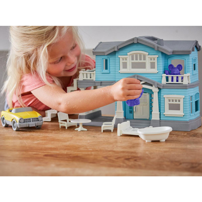 House Play Set by Green Toys 2