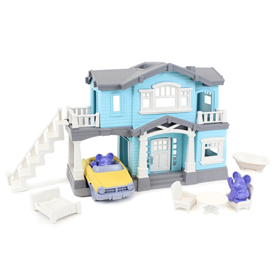 House Play Set by Green Toys 1