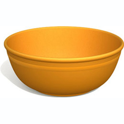Green Eats Orange Bowl (2 pack) 1