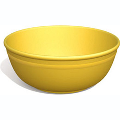 Green Eats Yellow Bowl (2 pack) 1