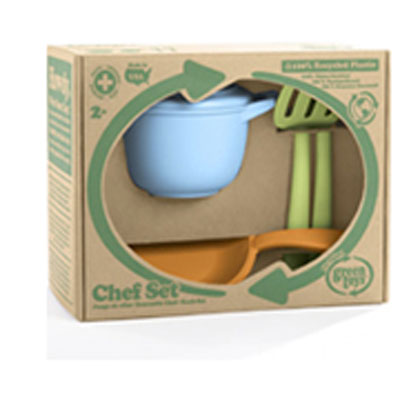 Chef playset by Green Toys 2