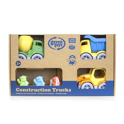 Construction Trucks Gift Set 2
