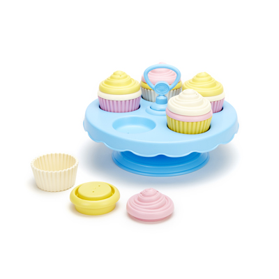 Cupcake play set by Green Toys 2