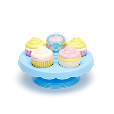 Cupcake play set by Green Toys 1