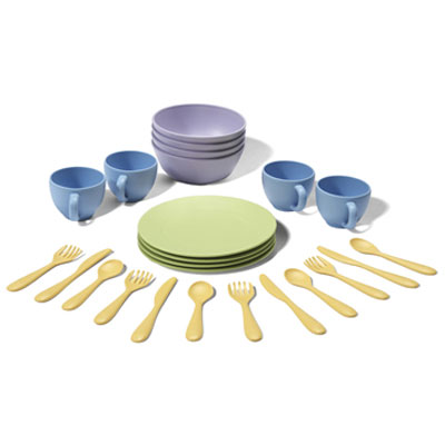 Dish play set by Green Toys 1