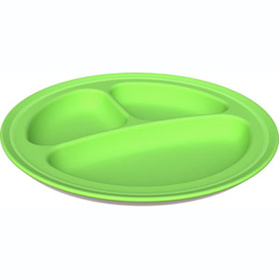 Green Eats Green Divided Plate (2 pack) 1