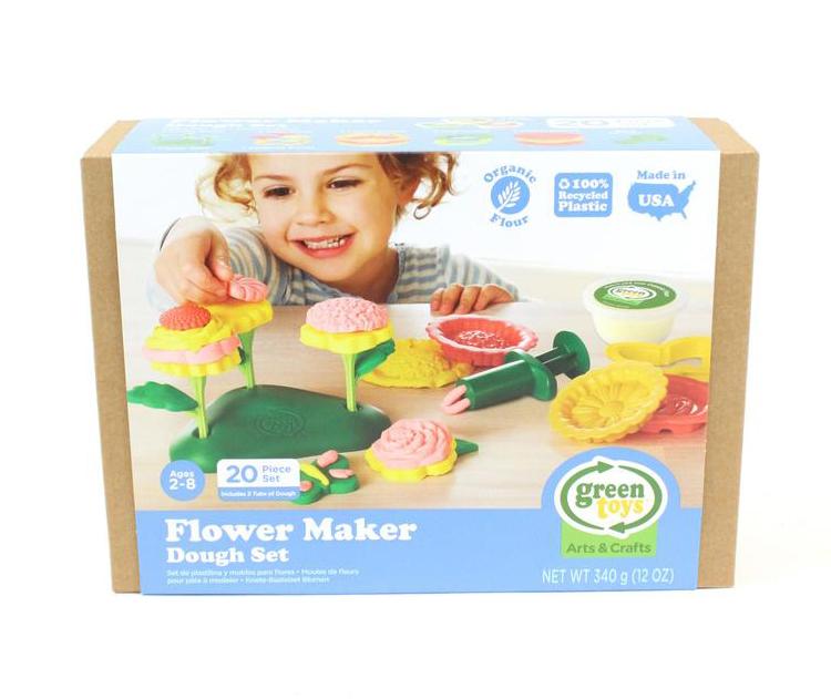 Flower Maker Dough Set 3