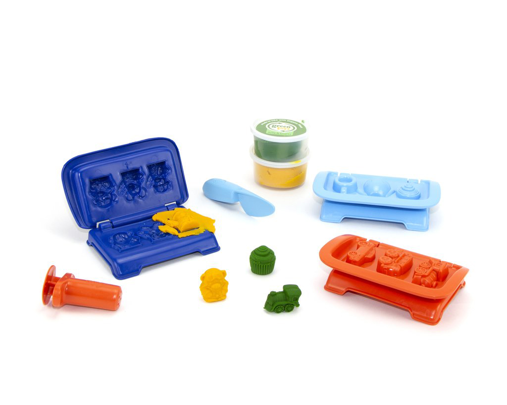 Toy Maker Dough Set by Green Toys 1