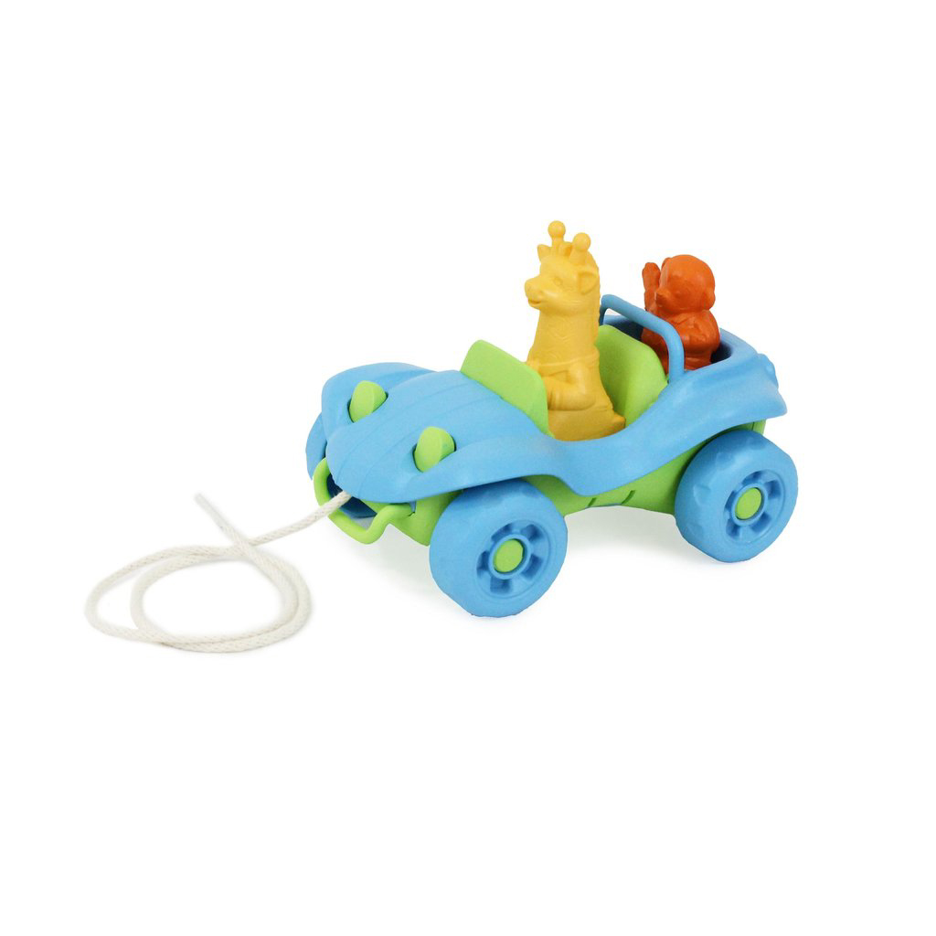 Blue Dune Buggy Pull Toy by Green Toys 1