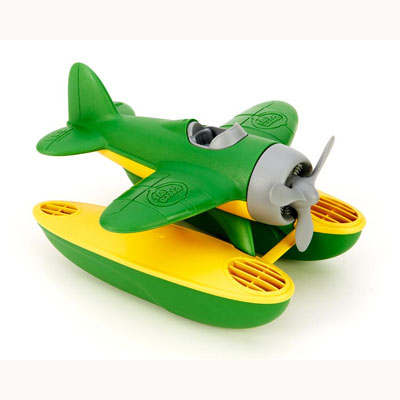 Green Seaplane by Green Toys 1