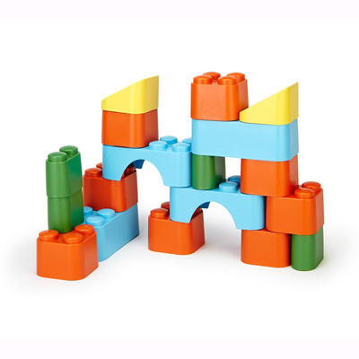 Block set by Green Toys 1