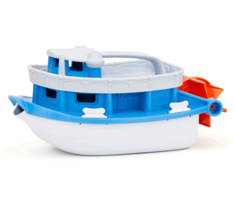 Grey top Paddle Boat by Green Toys 1