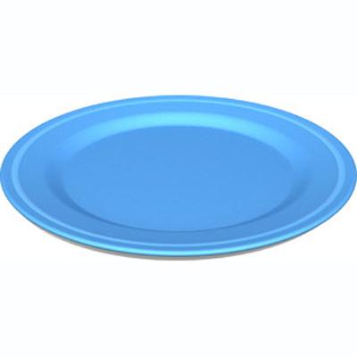 Green Eats Blue Plate (2 Pack)
