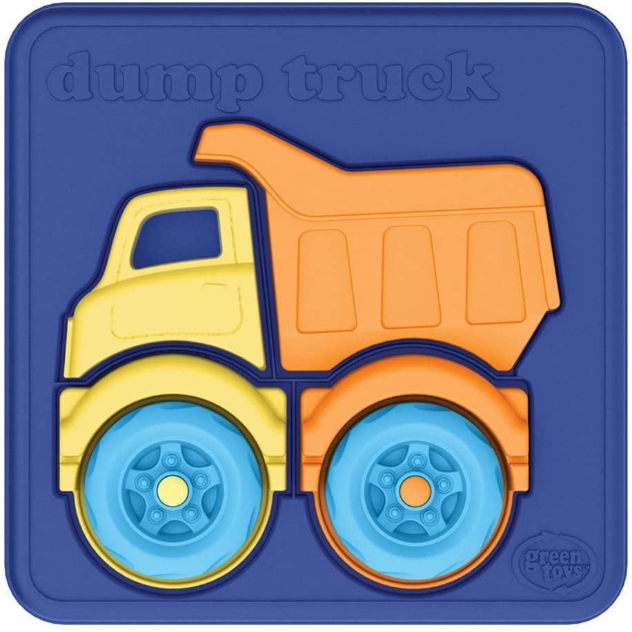 Dump Truck Puzzle by Green Toys 2