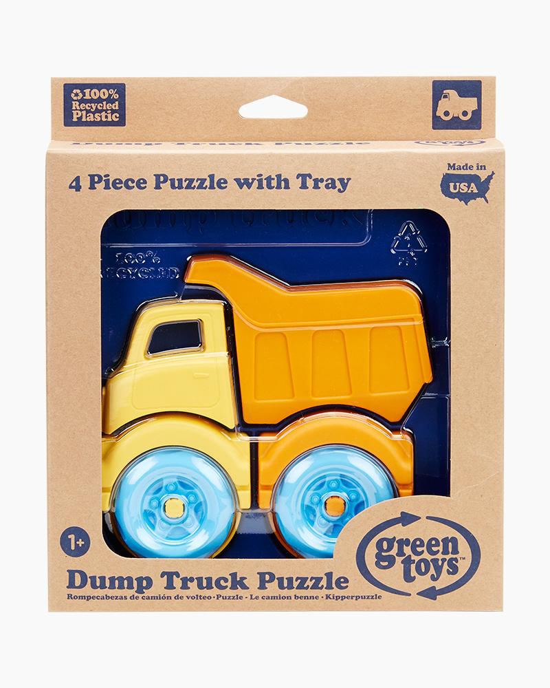 Dump Truck Puzzle by Green Toys 1