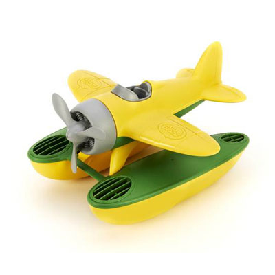 Yellow Seaplane by Green Toys 1