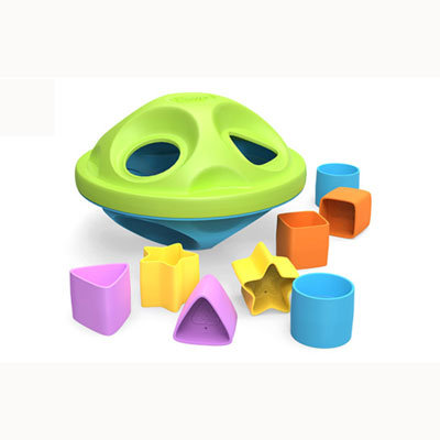 Shape Sorter by Green Toys 1