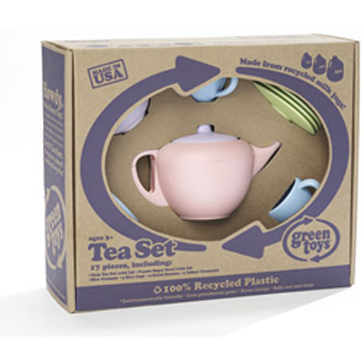 Eco-friendly Tea Set by Green Toys 2