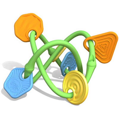 Twist Teether by Green Toys 1