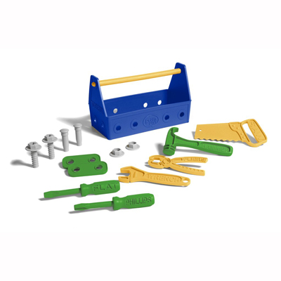 Blue Tool Set by Green Toys 1