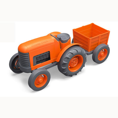 Tractor by Green Toys 1