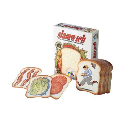 Slamwich - A Fast Flipping Card Game 1