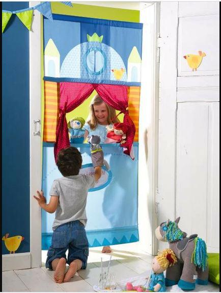 Haba Doorway Puppet Theater 2
