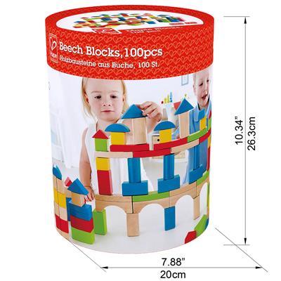 Build Up & Away Blocks - 100 pcs 3