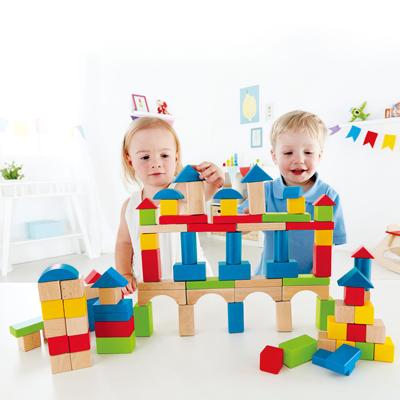Build Up & Away Blocks - 100 pcs 2