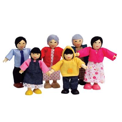 Happy Family- Asian 1
