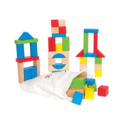 Maple Blocks (50 pieces) 1