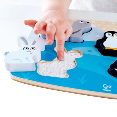 Polar Animal Tactile Puzzle 2