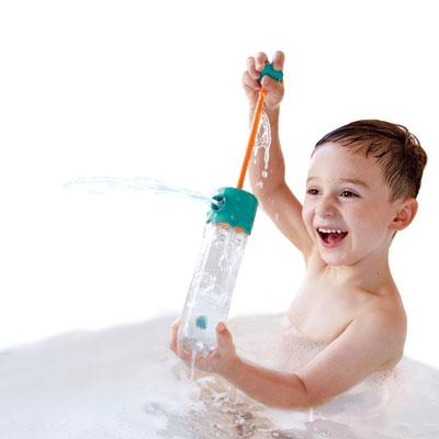 Multi-spout sprayer bath toy 2