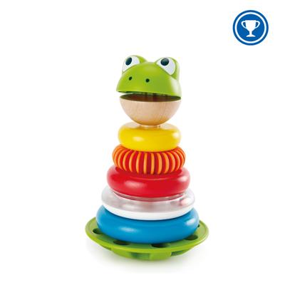 Mr. Frog Stacking Rings 1