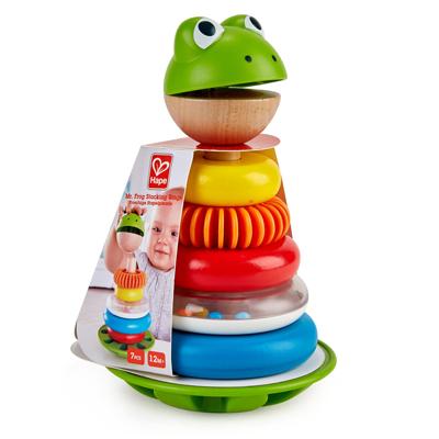 Mr. Frog Stacking Rings 3