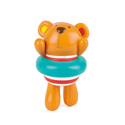 Swimmer Teddy wind-up toy 1