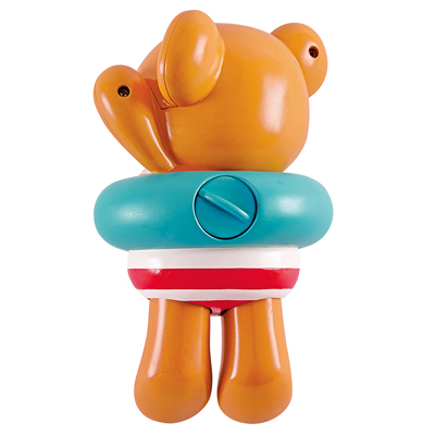 Swimmer Teddy wind-up toy 3