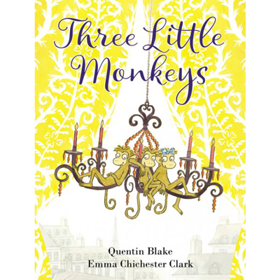 Three Little Monkeys 1