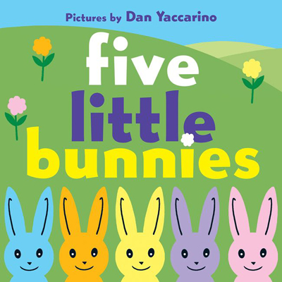 Five Little Bunnies 1