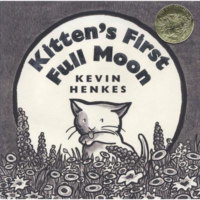 Kitten's First Full Moon by Kevin Henkes (board book) 1