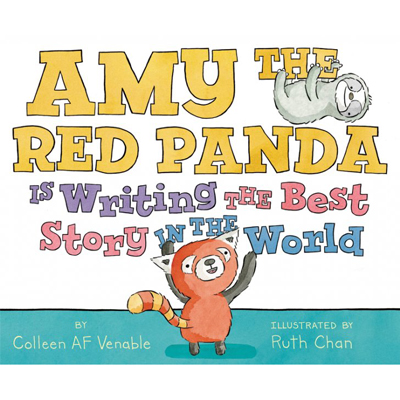 Amy the Red Panda Is Writing the Best Story in the World 1