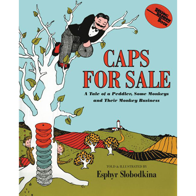 Caps for sale board book 1