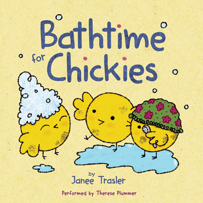 Bathtime for Chickies 1