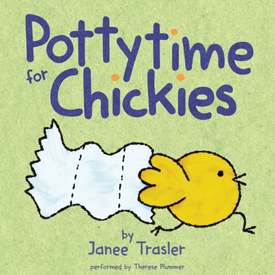 Potty time for Chickies 1