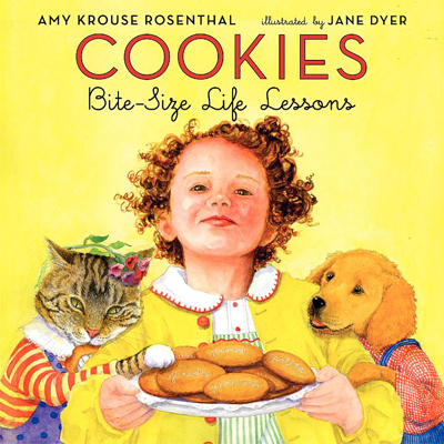 Cookies - Bite-Size Life Lessons(board book) 1