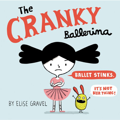 The Cranky Ballerina 1