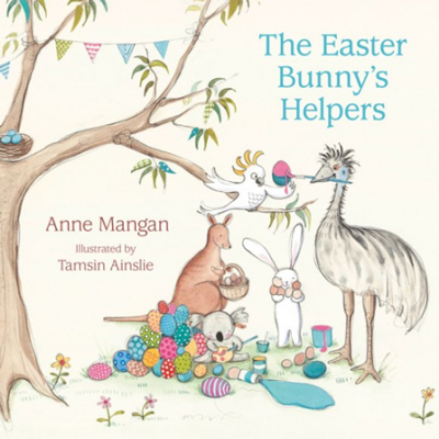 The Easter Bunny's Helpers 1