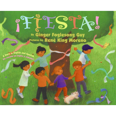 Fiesta!  board book (spanish/english) 1