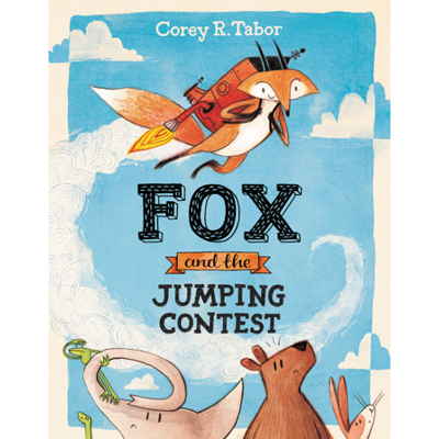 Fox and the Jumping Contest 1