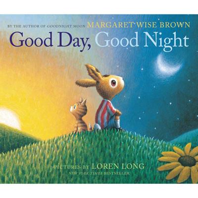 Good Day, Good Night board book 1